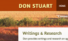 website for Don Stuart
