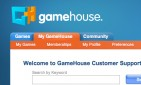 website for GameHouse Customer Support