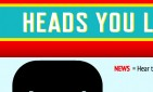 website for Heads You Lose