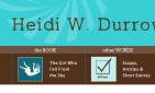 website for Heidi W. Durrow