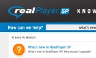 website for RealPlayer Knowledge Base
